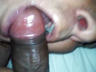 Cum sucking daddy loves uncut young hard bbc...