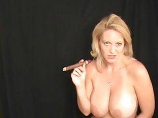 Blond smoke...