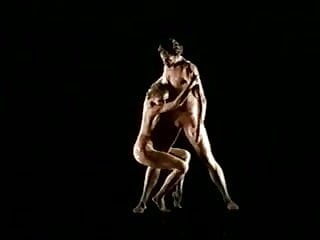 Erotic Dance Performance 17  - Rodins The Kiss