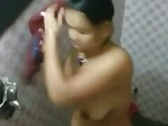 Desi Bhabi bathing compilation