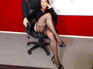 Denise On Webcam 3-24-2015
