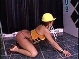 Danni the Bubble Butt Construction Worker