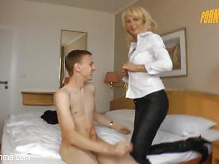 Porn Me Domestiche scopa nel cuore di Hotelzimmer