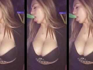 Bouncing boobs...
