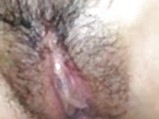 Enjoying slow anal...