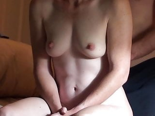 Match Shy Lover Has Tremendous Orgasm, Takes Hard Creampie on Hidden