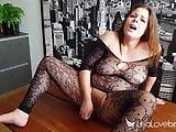 Lea Lovebird - Creamy Orgasm while fucking myself