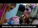 Shyla Plays With Tyler Faith