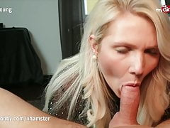 Mydirtyhobby -busty Cougar Step-mother Inhales And Facialized