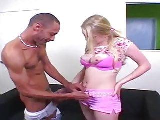 Blonde estelle love cock...