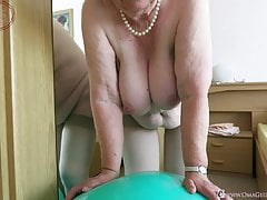 OmaGeiL Homemade Granny Content Compilation