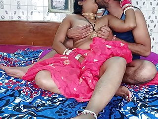 newly married bengali boudi riding father-in-law until he cums