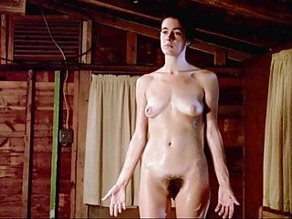 Softcore Small Tits porno: Sean Young - HD Full Frontal Nude in Love Crimes