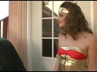 Wonder woman...