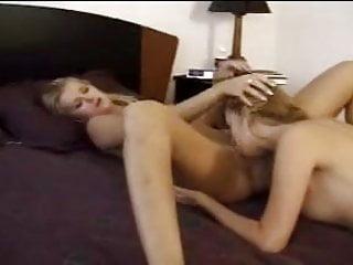 Lesbians Laura and Nina