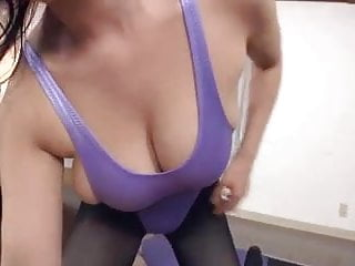 Trainer erectile tissue massage...