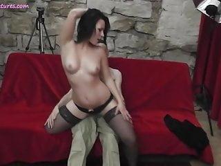 Skutečné amatérské MILF porno