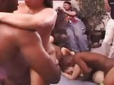 BBC Cuckold Orgy