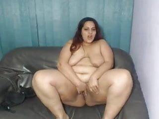 Bbw trini masturbating...