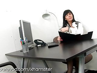 Hot British Teacher Fucked by Student