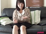 Japanese teen Aya Sakai gets doggystyle penetration