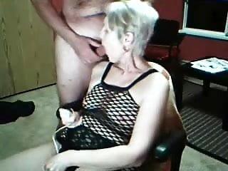 Lingerie Blowjob Big Cock video: compilation of orgasmic cum slut wife sue palmer