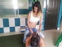 homemade – Latina riding femdom