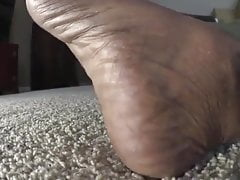 Dirty Toe Point