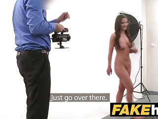 Fake agent great body fucked on the casting...