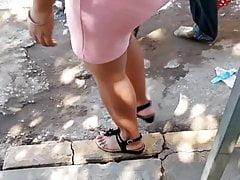 Culazo en falda