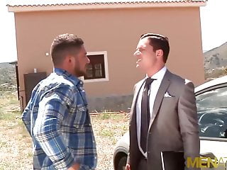 MENATPLAY Well Suited Rex Cameron Anal Fucked By Dato Foland