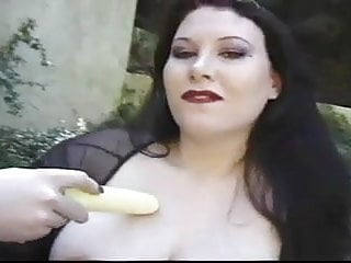 Chubby gothic fucked...
