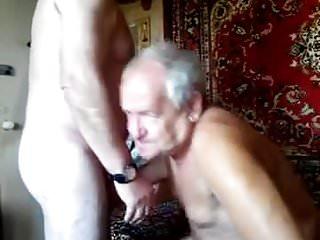 Russian grandpas...