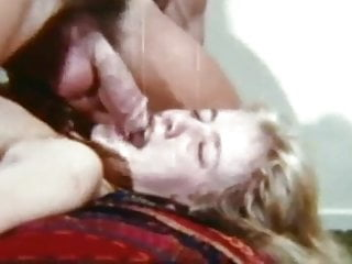 Hairy Hardcore Vintage video: johnny fucks her back hole with that huge fat white meat