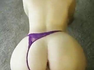 Amateur big ass doggy style