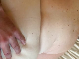 70 my in Stuffing #2 fat cock a year old