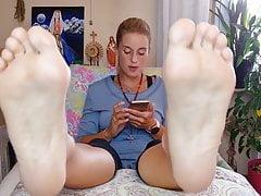 Even More Spiritual Feet
