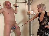 A Painful Session with Mistress Petite - Time to Scream