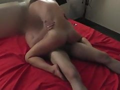 Threesome Fuck Someone's Wife