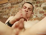 Big Dick Johnny Ozark Jerking Off
