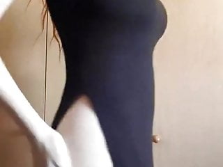 huge young tits