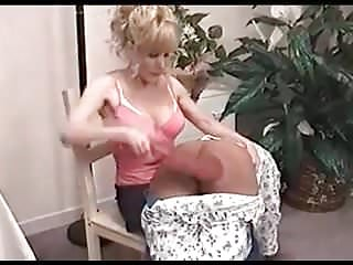 Black servants spanked by White Female masters