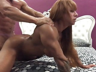 Muscle Couple fucking