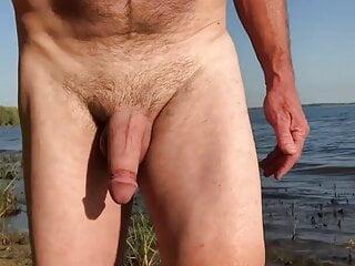 سکس گی Beautiful day for a nude walk outdoor  hd videos beach  amateur