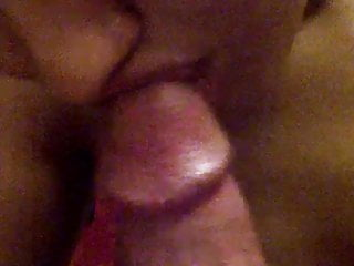 Karim sakso cekiyor kocasina (My wife sucking my big cock)