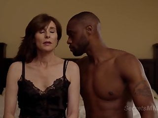 Older White mom Lover Fucked by Younger big black cock