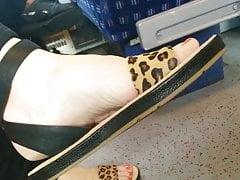 Candid feet uk
