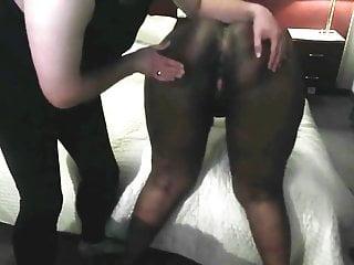 Alex spanks black slut spanked amp finger fucked...