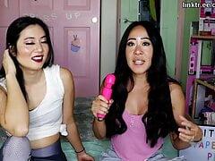 Mae Ling and diaperperv talk diaper fetish