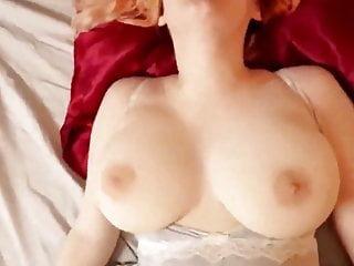 Stunning redhead girl